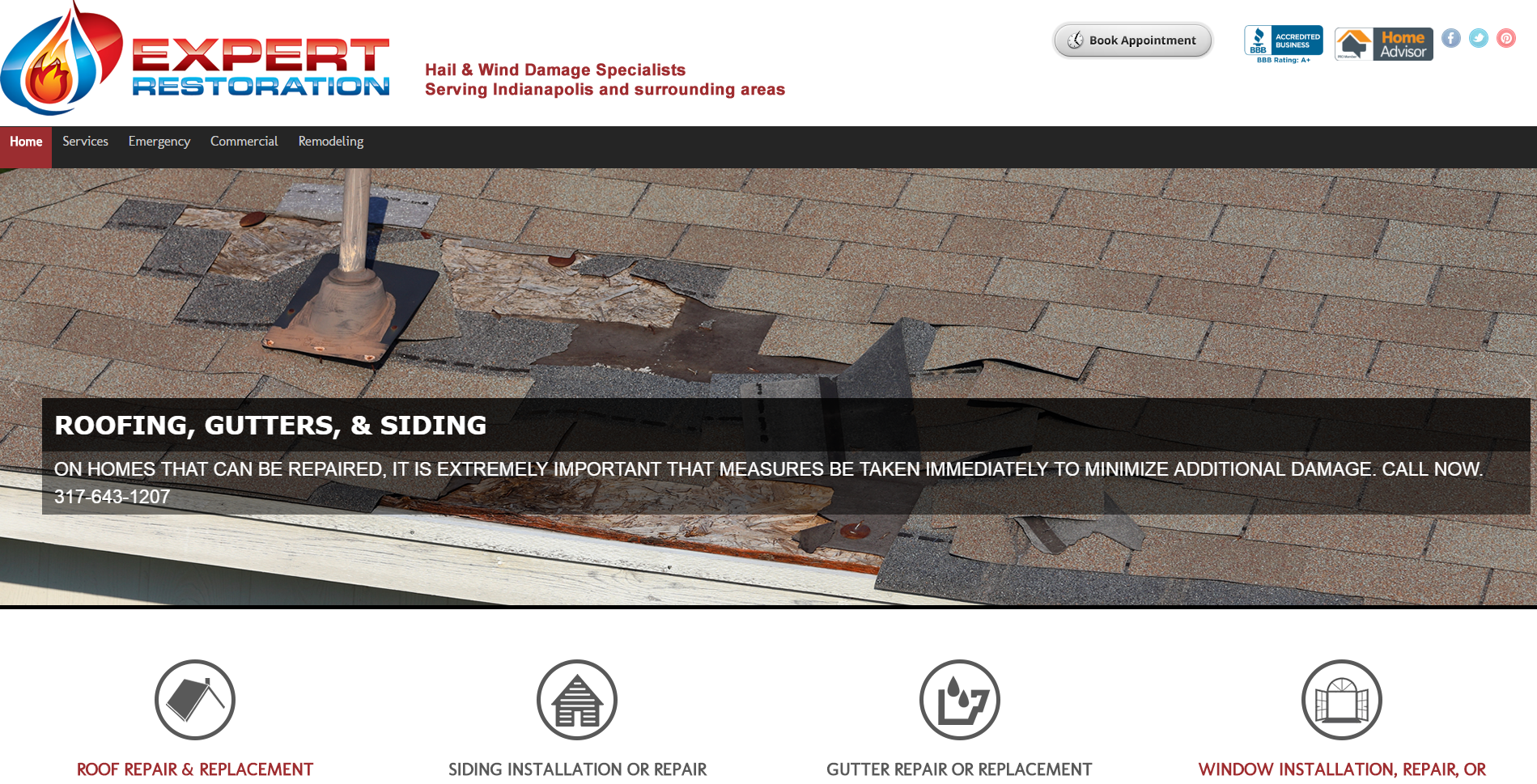 Expert Restoration Service